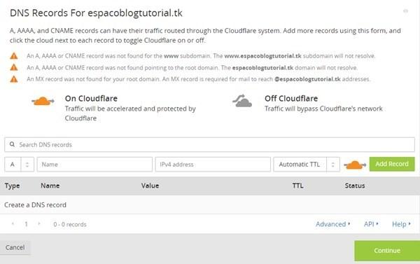 Https gratis WordPress CloudFlare