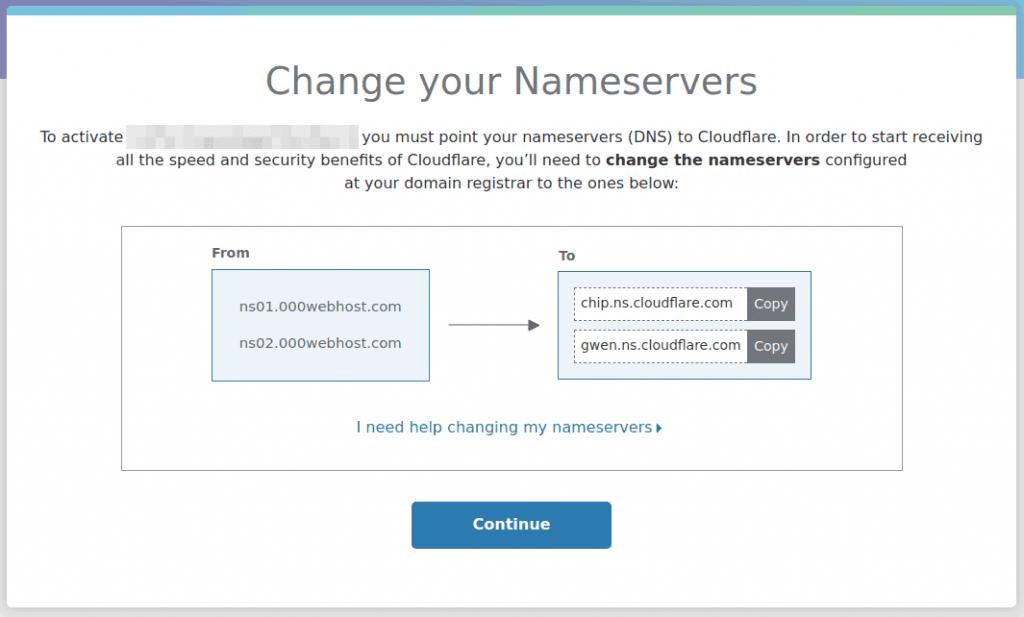 certificado ssl gratis cloudflare mudar dns