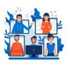 Home office! Confira algumas dicas para melhorar suas videochamadas